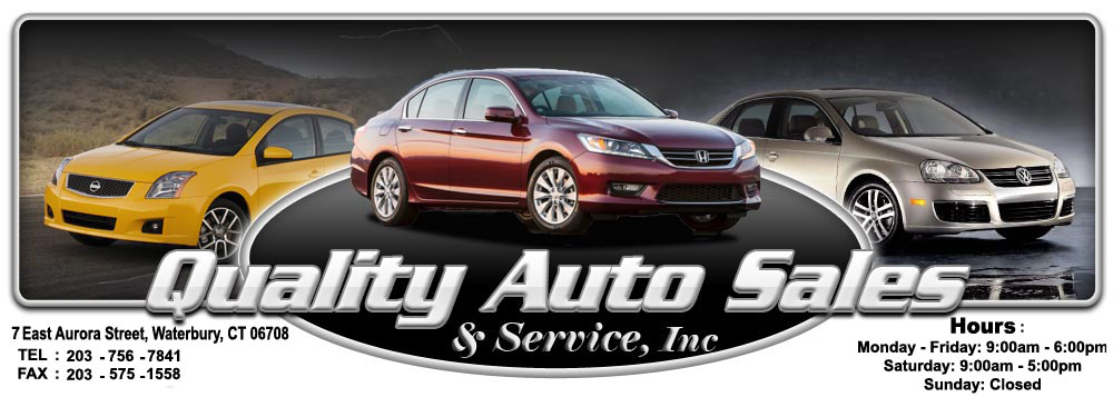 Quality Auto Sales And Service Inc Waterbury Connecticut